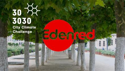 Edenred Appli 303030 projet web réalisé par Fidelo