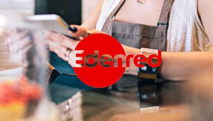 Edenred Formulaire projet web réalisé par Fidelo