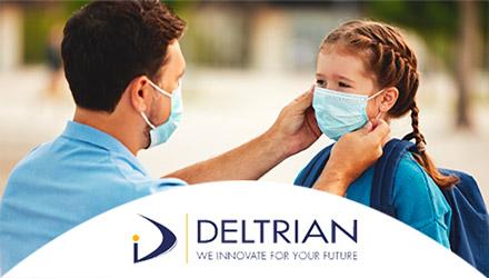 Deltrian projet web réalisé par Fidelo