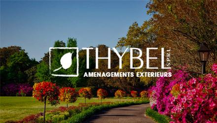 Thybel projet web réalisé par Fidelo