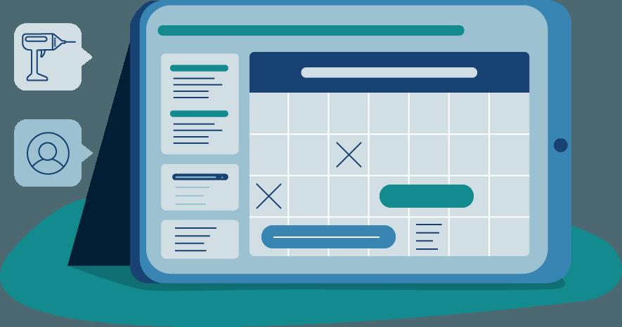 Explications de la solution Planning-Cloud par Fidelo Web Agency